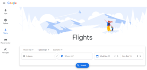 Flight booking Sites