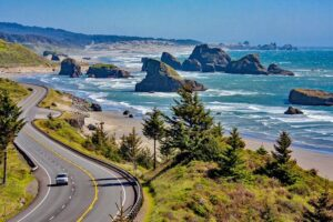 West Coast Road Trips in the United States