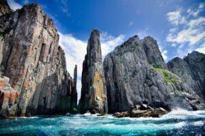TASMANIA LANDMARKS