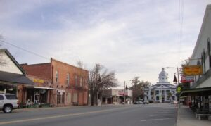 SMALL TOWNS IN THE USA