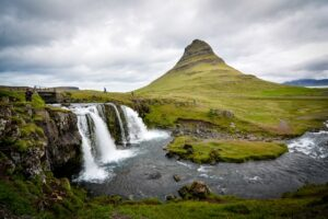 Most beautiful waterfalls in Iceland