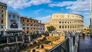 Tourist Attractions in Rome