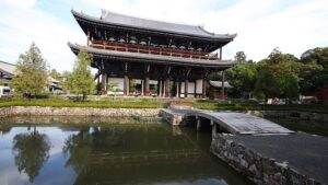 Temples In Kyoto