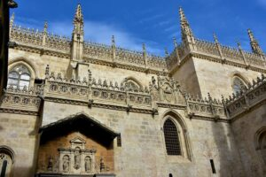 Places to see in Granada