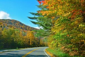 Best Places in the U.S. to See Fall Foliage