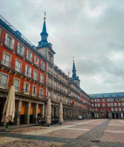 Madrid spain travel