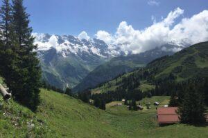 Switzerland best hikes