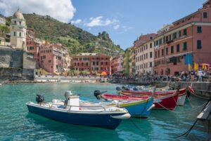 Romantic Seaside Towns in Europe