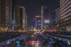 PLACES TO SEE IN SEOUL