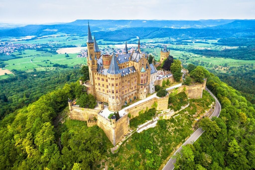 Beautiful Castles in the World